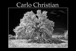 Fine Art Black and White Infrared Photography by Carlo Christian - Uploaded by Gregory Siragusa