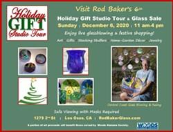 Get Lost in Rod Baker's Art Glass! - Uploaded by Le Brane