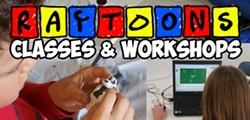 Raytoons Classes - Uploaded by Raytoons Cartoons