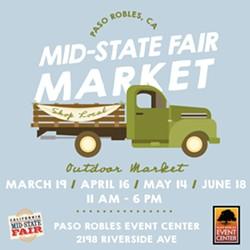 Join Us at the New Mid-State Fair Market - Uploaded by Sabrina Sakaguchi