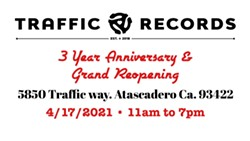 Traffic Records 3 Year Anniversary & Grand Reopening - Uploaded by musicabound 1