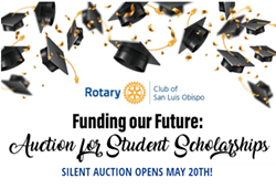 Rotary - Funding our Future Online Auction for Student Scholarships - Uploaded by Jessica Micklus