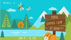 Youth Summer Camp at Home Packs/Paquetes de Campamento en el Hogar durante el Verano para Jóvenes - Uploaded by Mary Housel
