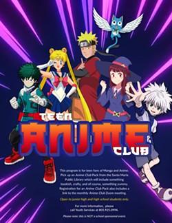 Teen Anime Club Packs - Uploaded by Mary Housel