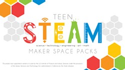 Teen STEAM Maker Space Packs - Uploaded by Mary Housel