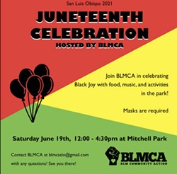 Juneteenth Celebration - Uploaded by Connect The Coast