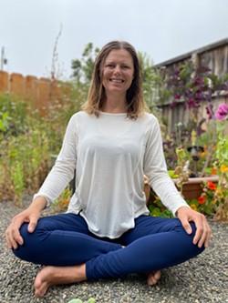 Instructor Lindsey Morgan - Uploaded by SLO Botanical Garden