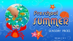 Preschool Summer Sensory Packs - Uploaded by Mary Housel