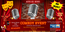 Central Coast Comedy Event - Uploaded by Sal ortiz