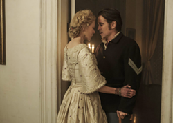 PHOTO COURTESY OF FOCUS FEATURES - TROUBLE During the Civil War, a wounded Union soldier's presence at a Southern girls' boarding school leads to sexual tension and betrayal.