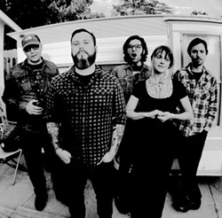 PHOTO COURTESY OF THE CRESTON LINE - VAGABONDS Local alt-country act The Creston Line (pictured) plays The Siren on Oct. 29, opening for The White Buffalo.