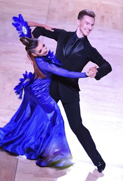 Uploaded by Cal Poly DanceSport Team