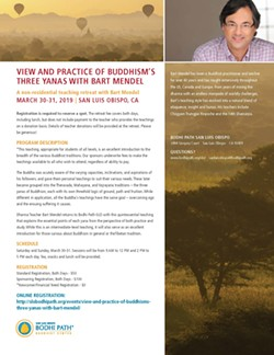 View and Practice of Buddhism's Three Yanas - Uploaded by Sara Mikkelsen
