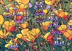"""California Color"" - Uploaded by Mari O'Brien"