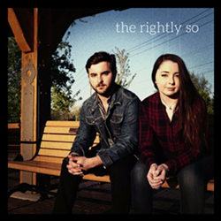 The Rightly So live at Morro Bay Wine Seller - Uploaded by Kathryn Raine