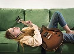 Megan Steinke live at Branch Street Deli - Uploaded by Kathryn Raine