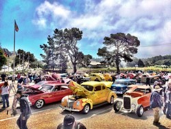 Cambria's Annual Classic Car Show - Uploaded by Mary Carson