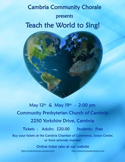 Teach the World to Sing! - Uploaded by Leonard J Kohout