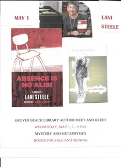 Lani Steele will share her work May 1 - Uploaded by Dr. Lani Steele