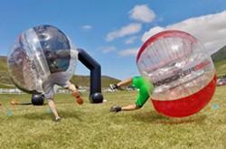 Knockerball for All - Uploaded by Tony Harris
