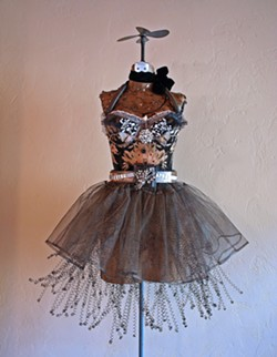 Carole Coduti Dress - Uploaded by Elverhoj Museum of History & Art