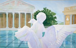 Fine Art Watercolors by Hope Myers - Uploaded by Gregory Siragusa