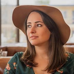 Cassie Boettcher at Sculpterra Winery - Uploaded by Kathryn Raine