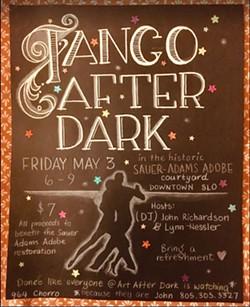 Tango After Dark - Uploaded by Kelly@ARTS Obispo