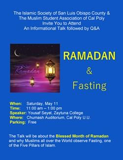 Event Flyer - Uploaded by Sariya Clay