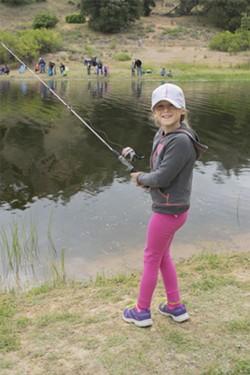 Free Fishing Derby May 25 Santa Margarita Lake - Uploaded by Robin Smith