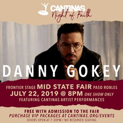 Danny Gokey performing at Night of Faith - Uploaded by Kevin Rubow