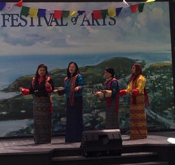 Bhutanese dancers - Uploaded by Rebecca Juretic