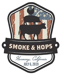 Smoke & Hops comes to Harmony on July 6th - Uploaded by Smoke & Hops
