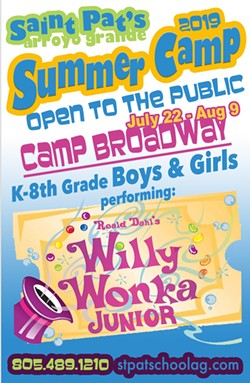 CAMP BROADWAY - Uploaded by Tara Logan