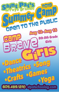 CAMP BRAVE GIRLS - Uploaded by Tara Logan
