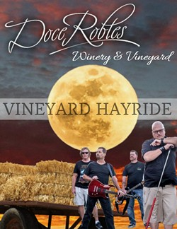 Rising Moon Sunset Series (Doce Robles Winery) - Uploaded by Katy Johnson