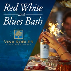 Red White & Blues Bash - Uploaded by Vina Robles