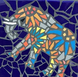 Mosaic - Uploaded by Mari O'Brien