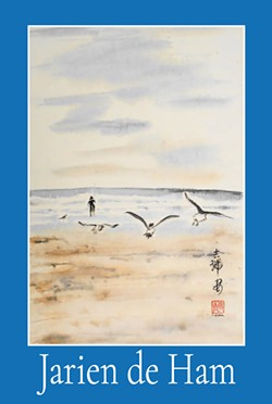 Chinese Brush Painting Exhibition & Demonstration by Jari de Ham - Uploaded by Gregory Siragusa