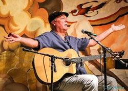 Jim Conroy featured artist at Branch Street Deli - Uploaded by Kathryn Raine