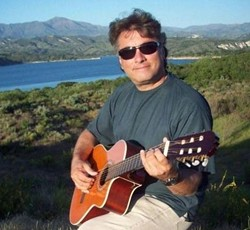 Ron Pagan, Musician - Uploaded by Lori Thompson