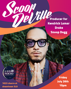 Luna Noche Presents: Grammy-Nominated Producer Scoop Deville - Uploaded by Isabella Curtoni