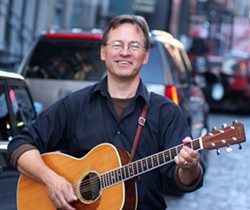 Roy Zimmerman in Concert at Morro Bay Wine Seller, August 6th! - Uploaded by Kathryn Raine