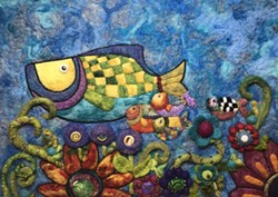 Title:  Phancyphish - Uploaded by Marie Ramey