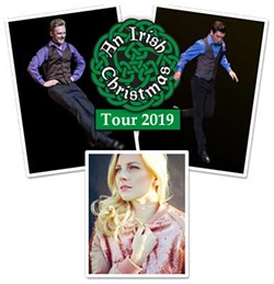 """An Irish Christmas"" returns to the Clark Center - Uploaded by dave 1"