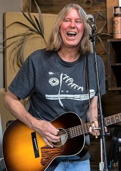 Tim Jackson, musician - Uploaded by Lori Thompson