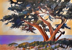 paint night with ArtSocial805 - Uploaded by Stash Local Goods