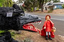 Little Red Riding Hood - Uploaded by Nancy McKarney 1