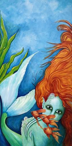 Sea Maiden - Uploaded by linnaeascafeslo 4