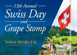 13th Annual Swiss Day & Grape Stomp - Uploaded by Vina Robles